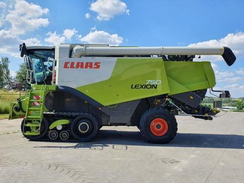Claas LEXION 750 TT - 40 Km/H