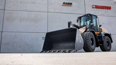 CASE Construction 721G (DEMO)