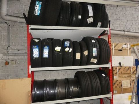 Bridgestone new tires various