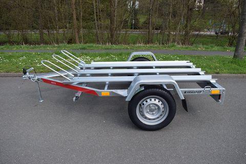 Temared Motorradanhänger Moto 3  750kg