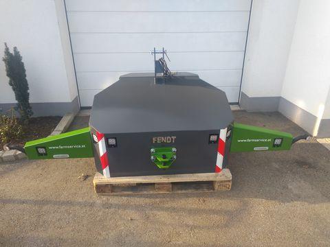 FarmService Frontgewicht für 1.200kg mit Begrenzungsleuchten