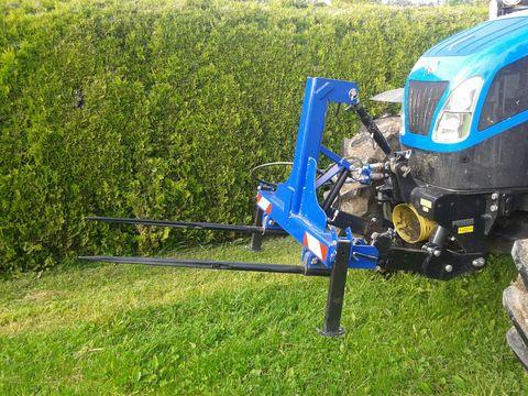 FarmService Ballengabel hydraulisch klappbar