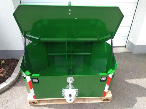 FarmService FarmService Forstbox, Gewicht mit Stauraum