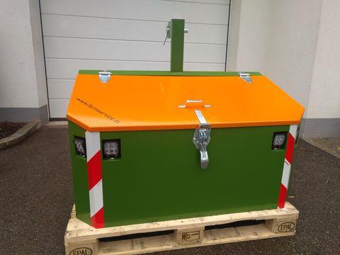 FarmService Transportbox inkl. LED Scheinwerfer, Breite 1200