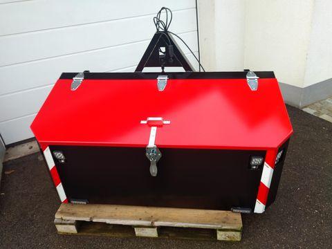 FarmService Forstbox Transportbox 1200 mit LED Blitzer