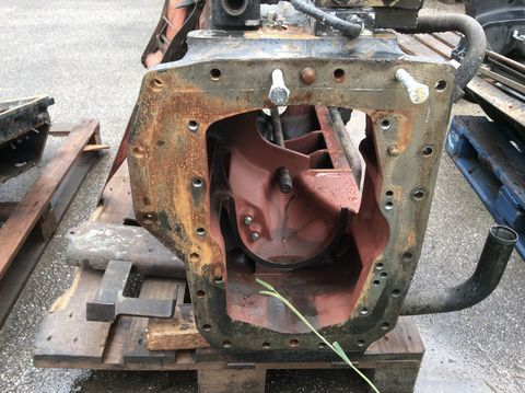 Steyr Getriebegehäuse S-Matic