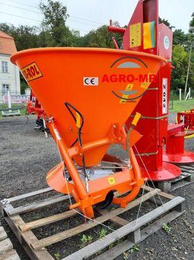 Sonstige AGRO-MR Sandstreuer Salzstreuer 500l