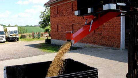 Sonstige Fledbag Getreidecontainer Getreidekiste Saatgut