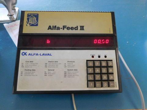 De Laval Alpro Alfa Feed II