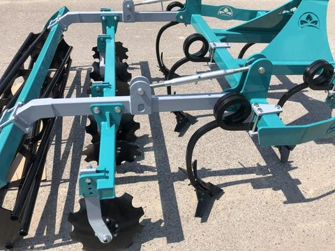 Agrona Grubber 2,2m / CULTIVATIN AGGREGATE APS 2,2m / S