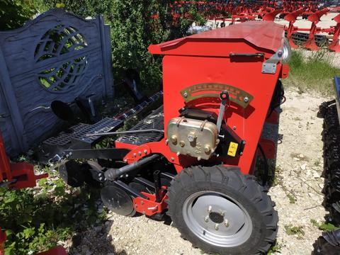 Euro-Masz Sämaschine 2,7m / Зерновая сеялка SRT 2,7 / Siew