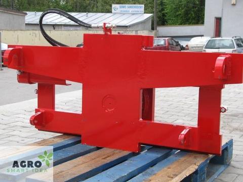 Renix Kistendrehgerät 180° für Frontlader