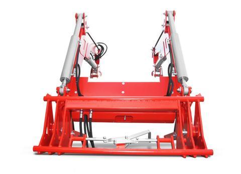 Hydramet Frontlader 1600kg / Ładowacz czołowy