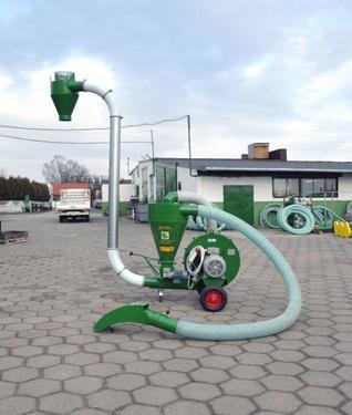 MROL Druckförderer pneumatisch 15kW / Getreidefördere