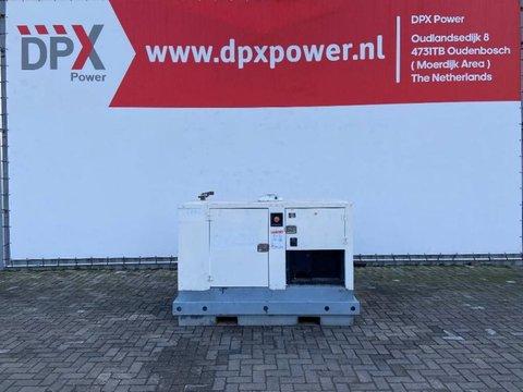 Iveco 8035E15 - 33 kVA Generator - DPX-11974