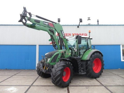 Fendt 718 Vario Profi SCR tractor