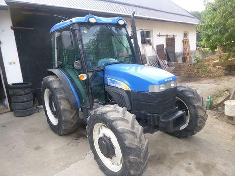 New Holland TT 75