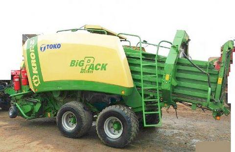Krone BigPack 1290 XC