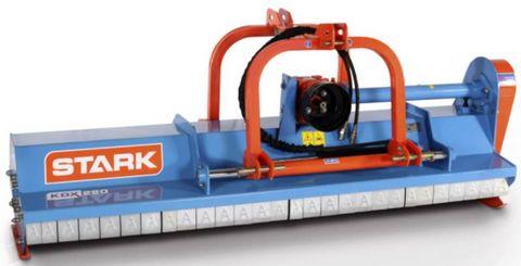 Stark KDX Serie - 2,0m bis 2,4m Front- Heckmulcher