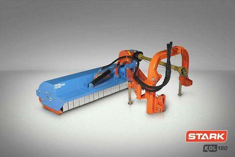 Stark KDL-Serie 1,4m - 2,2m Seitenmulcher