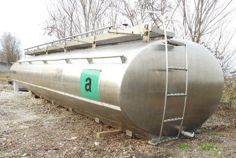 altro Cisterna alimentare in inox per trasporto - 150