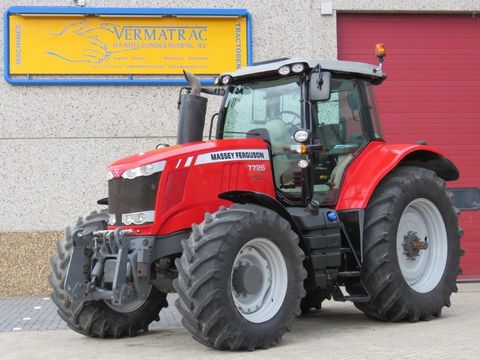 Massey Freguson MF 7726 Dyna-VT Exclusive