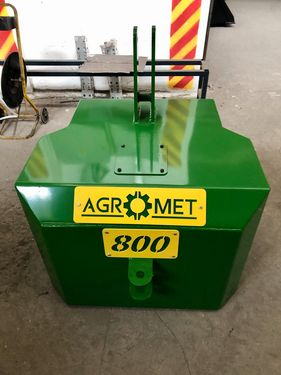 Agromet-Lomza AGROMET top Frontgewicht Heckgewicht 400/1200 kg