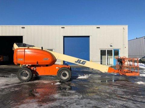 JLG 600, Hoogwerker, 20 meter, 4x4, Diesel