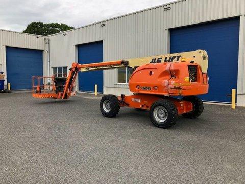 JLG 460 SJ, 16 meter, Hoogwerker 4x4, Diesel