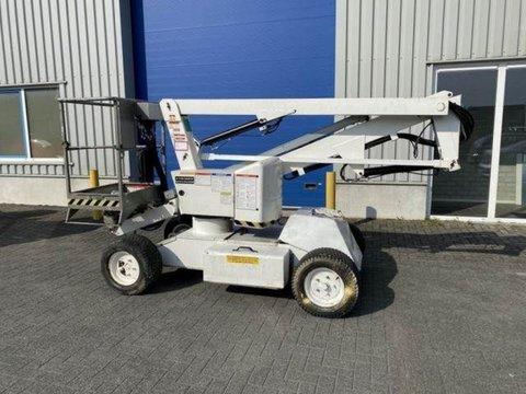 Niftylift Hoogwerker, 12 meter, Bi-energy, Accu + Diesel