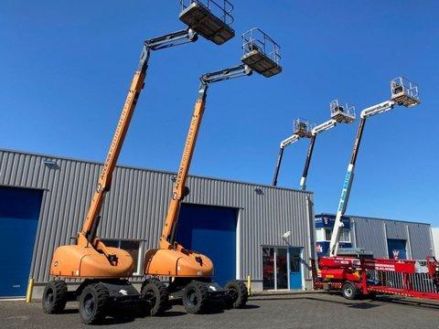Haulotte HA 23 TPX, 23 meter, 4x4, Diesel