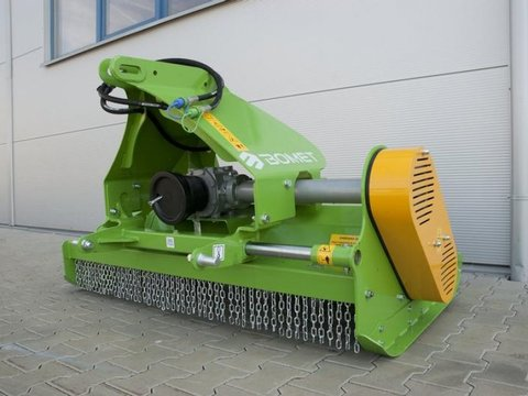 MD Landmaschinen Bomet Schlegelmäher -Mulcher mit hydraulischer 1