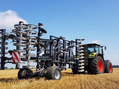 MD Landmaschinen AGT Mehrzweckgrubber BWH 3,6 m-5,4 m /NEU
