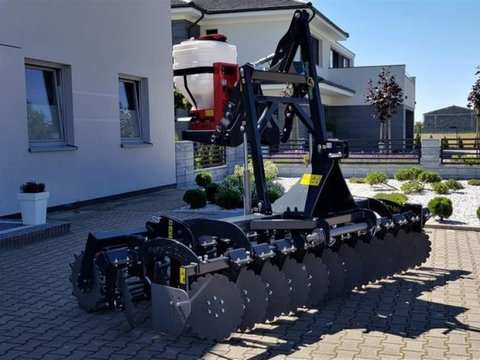 MD Landmaschinen AGT Scheibenegge ATS L 2,2m - 3,0m