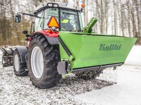 MD Landmaschinen Kellfri Streuer Sandstrahler 2,1M