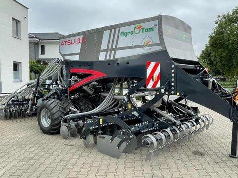 MD Landmaschinen AGT Drillmaschine für den vereinfachten Anbau