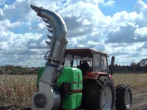 MD Landmaschinen KR Die Spritze mit weitreichender Turbine 800L-1