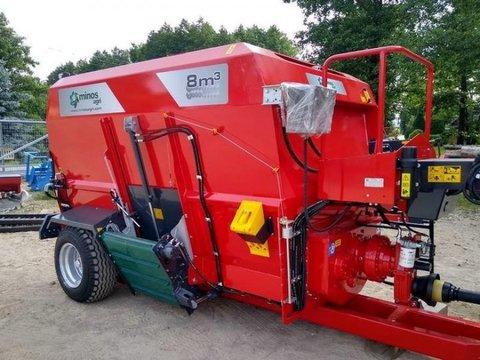 MD Landmaschinen MA Futtermischwagen T-YYKM 8