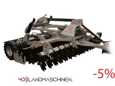 MD Landmaschinen Rolex scheiben saatbettkombination mit transport