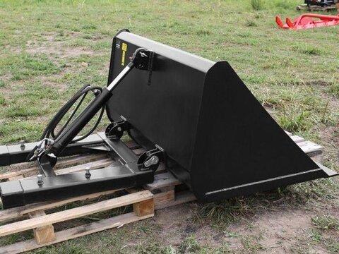MD Landmaschinen AT Staplerschaufel mit 1 oder 2 zylinder /   1,0