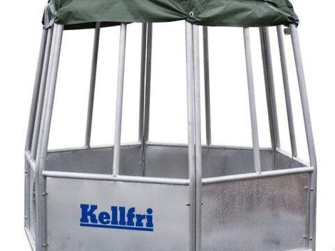 MD Landmaschinen Kellfri Sechseckiger Heuraufe