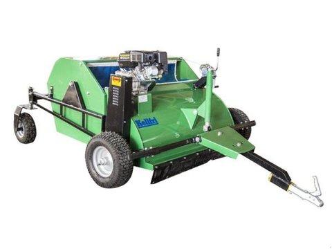 MD Landmaschinen Kellfri Motorisierter Sammler für Blätter, Gras