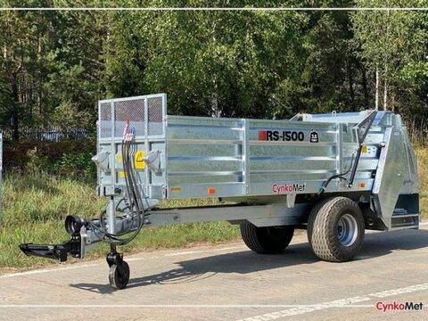 MD Landmaschinen Cynkomet Miststreuer RS-1500 3,5T