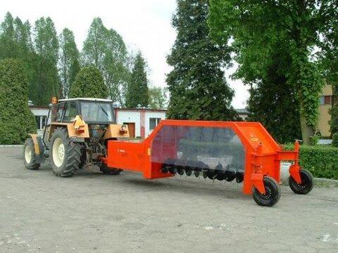 MD Landmaschinen POM Kompostaufbereiter AERATOR