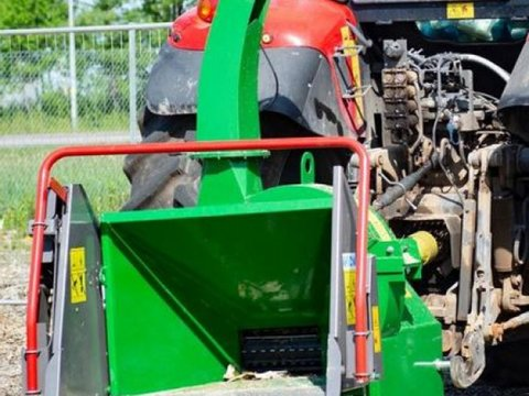 MD Landmaschinen Kellfri Holzhäcksler Modell 170