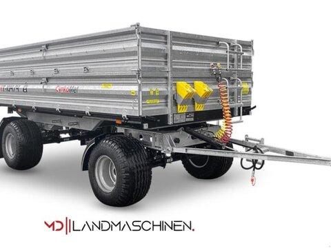 MD Landmaschinen CYNKOMET Zweiachs-Dreiseitenkipper T104/4 8T