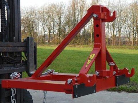 MD Landmaschinen WI Dreipunktadapter für Stapler