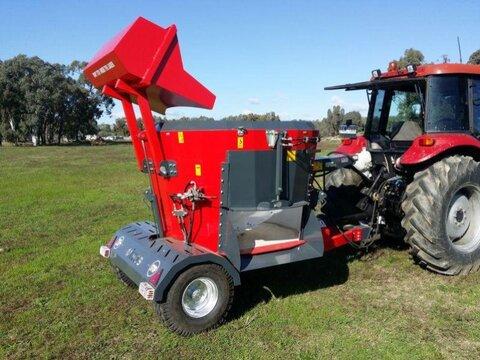 MD Landmaschinen MA Futtermischwagen DYKM- 2K