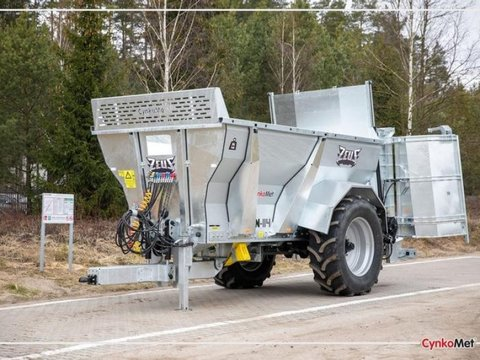 MD Landmaschinen CYNKOMET Stalldungstreuer / Miststreuer N-114 14