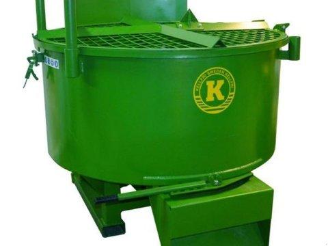 MD Landmaschinen Kellfri Betonmischer 800L